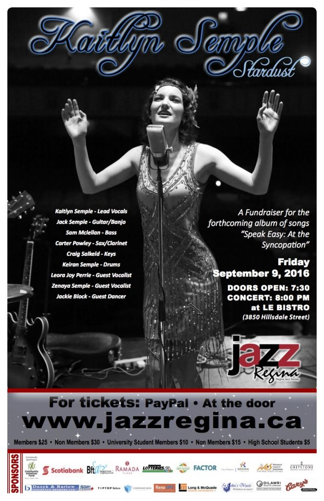 Jazz_Kaitlyn Semple Poster