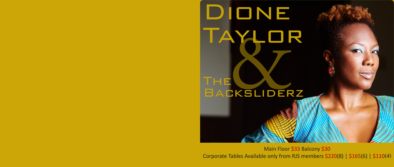Dione Taylor and The Backsliderz