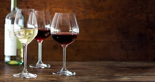 Wine & Wrap Fundraiser