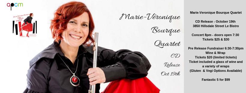 Marie-Veronique Bourque CD Release