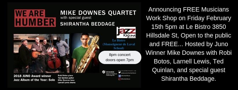 Mike Downes Quintet