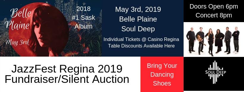 Casino Fundraiser/Silent Auction 2019