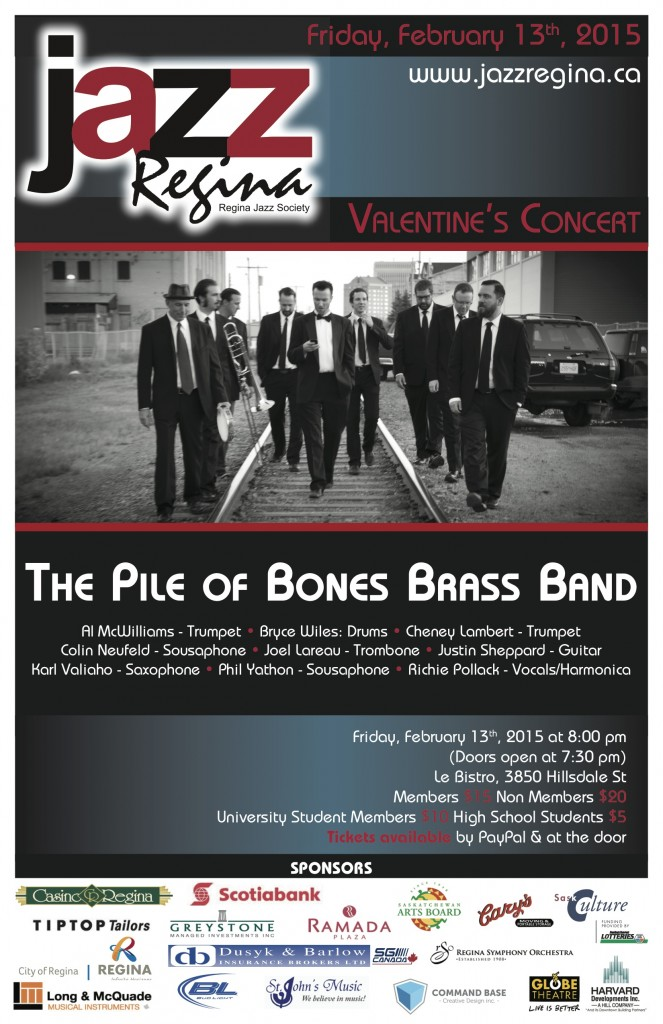 Pile of Bones Brass Band