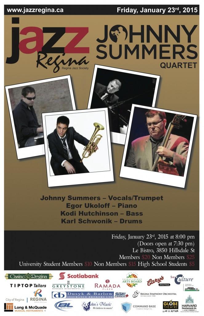 Johnny Summers Quartet