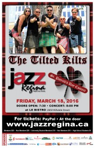 AAAJazz_Tilted Kilts Poster