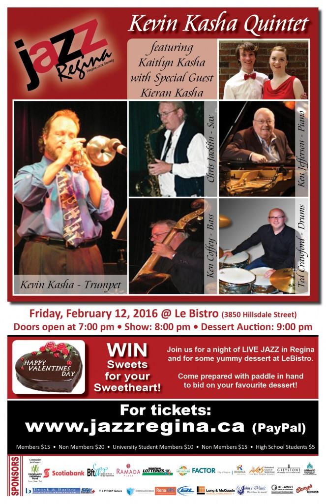 Jazz_Valentine Day Concert_Poster