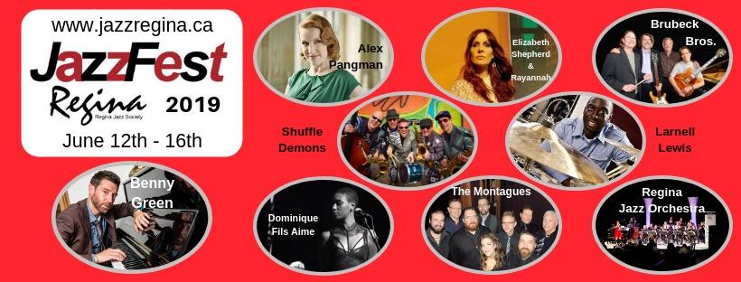 JazzFest 2019 Line Up