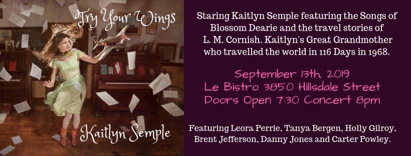September 13th Kaitlyn Semple