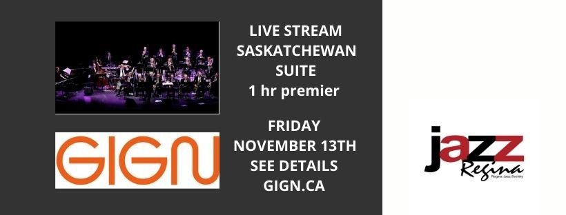 GIGN live stream Saskatchewan Suite